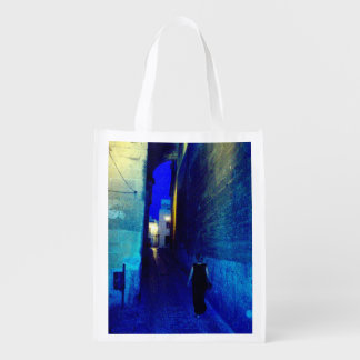Evening in Andalucia Reusable Grocery Bag