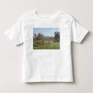 Evening in Arlington Row, Bibury, Gloucestershire Toddler T-shirt