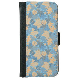 Evening in Canada iPhone 6 Wallet Case