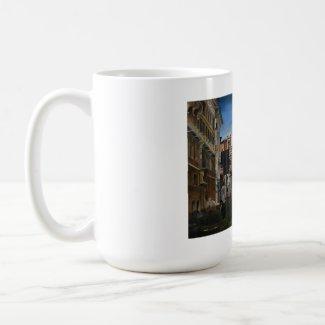 Evening in Rome mug mug