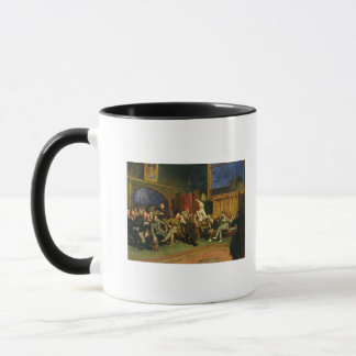 Evening in the Studio with my Students, 1886 Mug