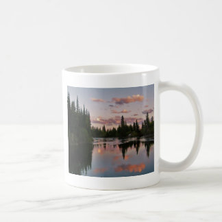 Evening in the Tetons Coffee Mug