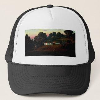 Evening in Ukraine Trucker Hat