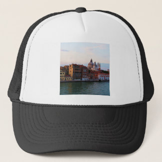 Evening in Venice, Italy Trucker Hat