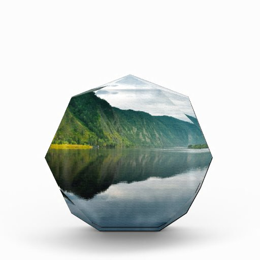 Evening Landscape Acrylic Award