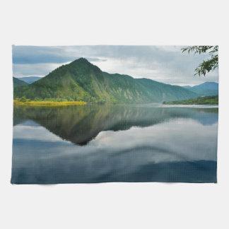 Evening Landscape Towels
