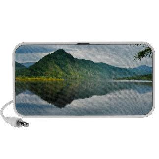 Evening Landscape Travel Speaker