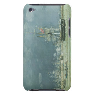 Evening, Le Havre, 1866 (oil on canvas) iPod Touch Case