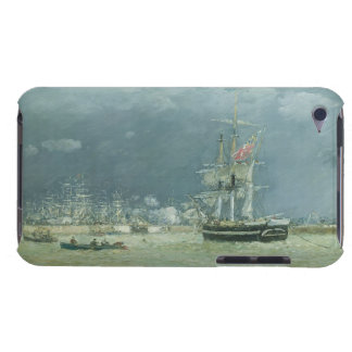 Evening, Le Havre, 1866 (oil on canvas) iPod Touch Cover