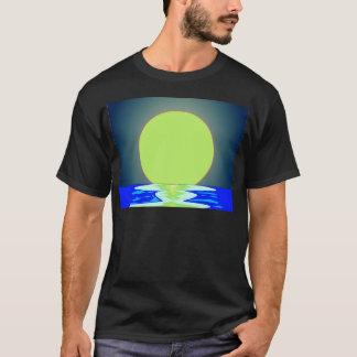 Evening Ocean Reflections T-Shirt