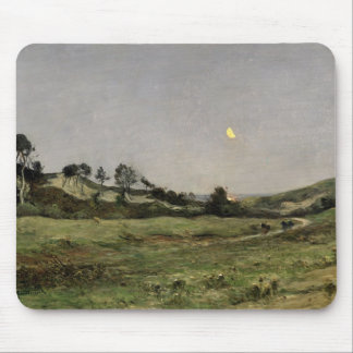 Evening over the Dunes of Equihen Mouse Pad