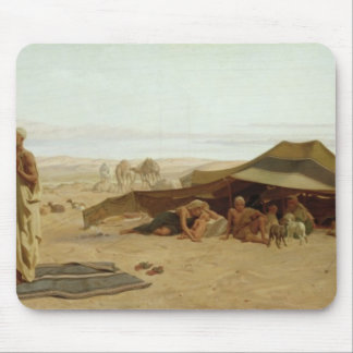 Evening Prayer in the West, 1872 Mouse Pad