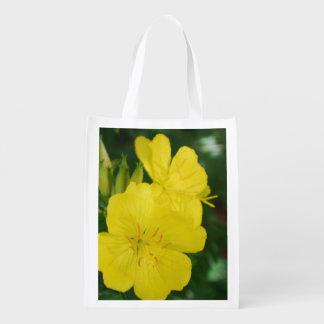 evening-primrose-8 reusable grocery bags