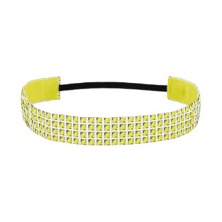 Evening Primrose Athletic Headband