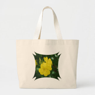 Evening Primrose Canvas Bag