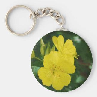 Evening Primrose Keychain