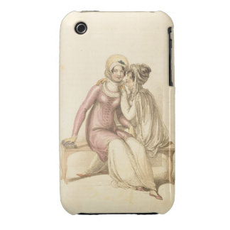 Evening, promenade or sea beach costumes, fashion iPhone 3 case