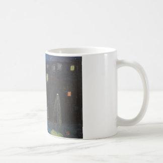 Evening Rain ( night expressionism ) Coffee Mug