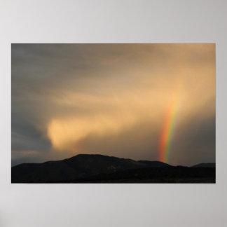 Evening Rainbow (VoL 35) Poster