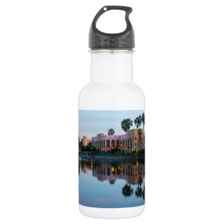 Evening Resort Reflections Stainless Steel Water Bottle