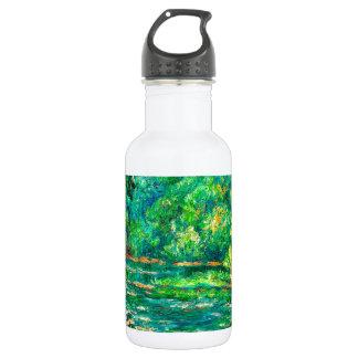 Evening River Motion Water Bottle