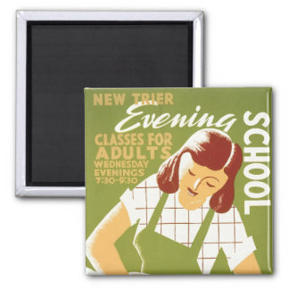 Evening School: Classes for Adults Magnet