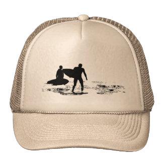 evening session mesh hat