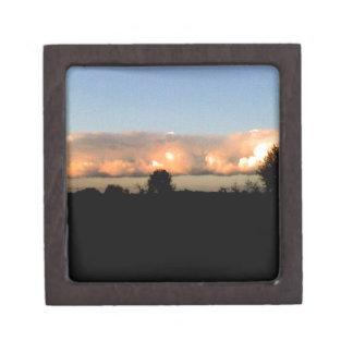 Evening Shelf Cloud Premium Jewelry Box