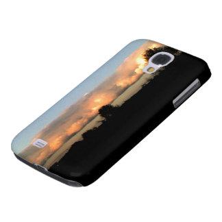 Evening Shelf Cloud Samsung Galaxy S4 Covers
