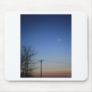 EVENING SKY MOUSE PAD