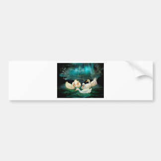 EVENING SOIREE BUMPER STICKER
