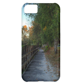 Evening Stroll Case For iPhone 5C