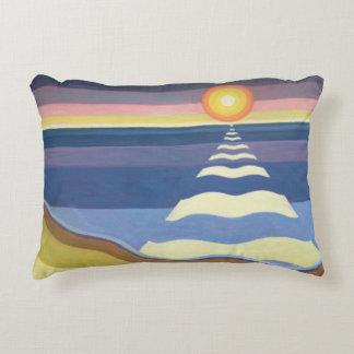 Evening Sun 2003 Decorative Pillow