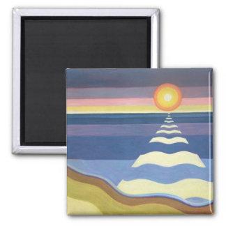 Evening Sun 2003 Magnet