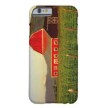 Evening sun on a barn in Washington's Skagit Barely There iPhone 6 Case