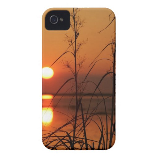 Evening Sun Reflection iPhone 4 Case-Mate Cases