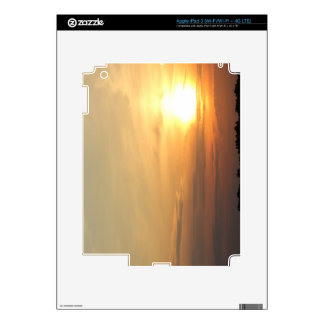 Evening Sunset Accessories / Merchandise iPad 3 Decals