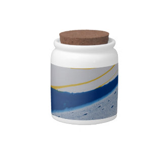 Evening Tide Candy Jars