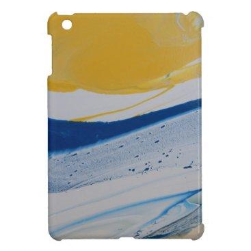 Beach Themed Evening tide case for the iPad mini