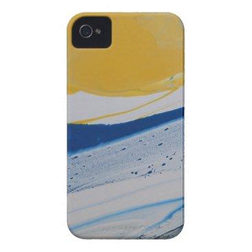 Beach Themed Evening tide Case-Mate iPhone 4 case