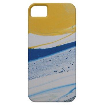 Beach Themed Evening tide iPhone SE/5/5s case
