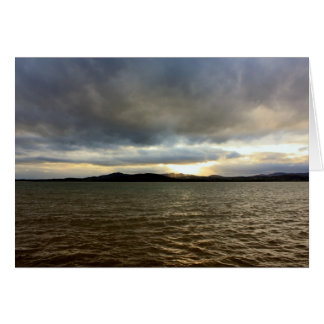 Evening tide, Ireland Greeting Cards