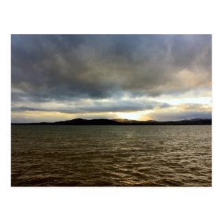 Evening tide, Ireland Post Cards