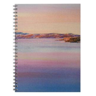 Evening Tide Notebook