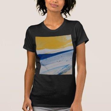Beach Themed Evening tide T-Shirt