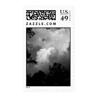 Evening Twilight Postage Stamps