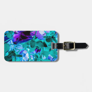 Evening Vegetation Luggage Tag