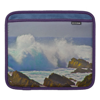 Evening Wave Sleeve For iPads