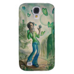 Evening With Butterflies Galaxy S4 Cover