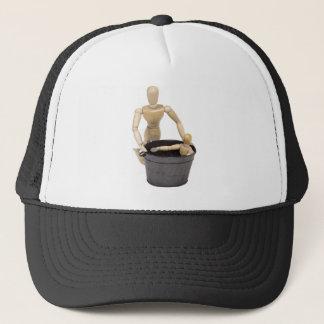 EveningBathTime052010 Trucker Hat
